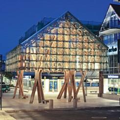 Norveç Ahşabının Aydınlık Hali 'Lanternen'