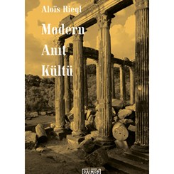 Aloïs Riegl'in 'Modern Anıt Kültü' Kitapçılarda