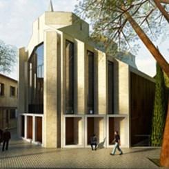Büyükada Çarşı Camii Mimari Fikir Projesi Yarışması Sonuçlandı