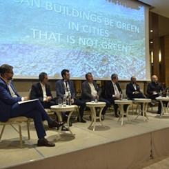 Dünya Çevre Günü'nde 'Yeşil Binalar ve Ötesi' Konuşuldu
