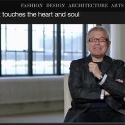 Daniel Libeskind CNN'e Editör Oldu!