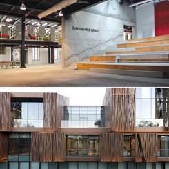 İzmir Mimarlık Merkezi ve Selçuk Ecza GM Binası Dünyanın En İyileri Arasında