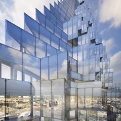 Paris Herzog & de Meuron'un 180 Metrelik Üçgen Kulesini Onayladı