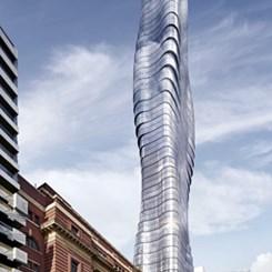 Melbourne'ün Yeni Gökdeleni Beyonce'den Esinleniyor