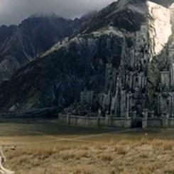Gondor'un Başkenti Minas Tirith'te Manzaralı Sıfır 2+1 Daire