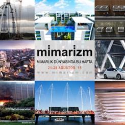 Mimarlık Dünyasında Bu Hafta | 21-28 Ağustos