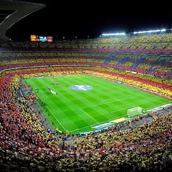 BIG Ricardo Bofill ve Populous Camp Nou'yu Yenilemek İçin Yarışacak