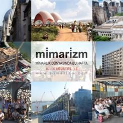 Mimarlık Dünyasında Bu Hafta | 11-18 Eylül