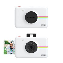 Mürekkepsiz Baskı Teknolojisiyle Polaroid Ailesinin Yeni Üyesi: Snap!