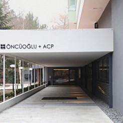 Öncüoğlu + ACP Mimarlık, Ankara Merkez Bürosu