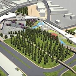 Halkalı Meydan Projesi