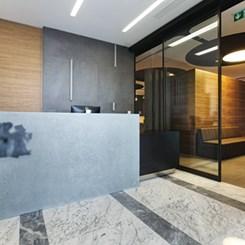 Modern ve Kurumsal Bir Büro