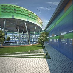İZTEKGEB İnovasyon Merkezi Binası