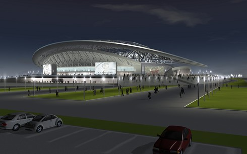 Astana Stadyum