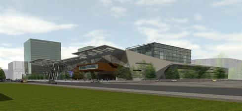 Expo Center, Astana