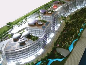 Gao Yang binası- Şangay, SMC Alsop