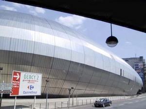 Bercy Alışveriş Merkezi, Renzo Piano