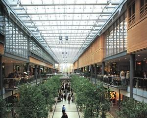 Arcade Alışveriş Merkezi, Renzo Piano