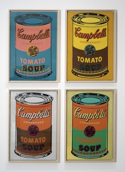 Campbell Soup, Andy Warhol