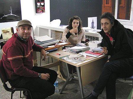 Antonio Cosentino, İnci Furni, Nazım Dikbaş