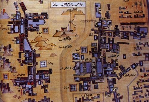 Turgut Cansever - Mekke, Um-Al Quarra Üniversitesi Kampüsü