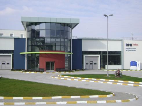 Türkiye'den 'Yeşil Bina' Statüsü Verilen İlk Bina: RMI -...