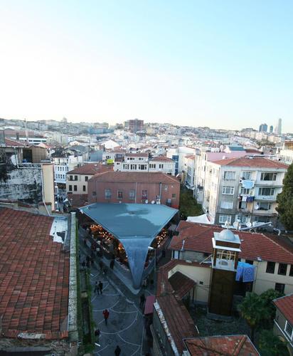 Tarihi Beşiktaş Balık Pazarı Yeni Kabuğu İle Karşımızda... |...