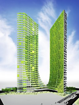 Dragos Towers, YDKSTUDIO birlikte.