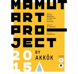 Mamut Art Project KüçükÇiftlik Park'ta