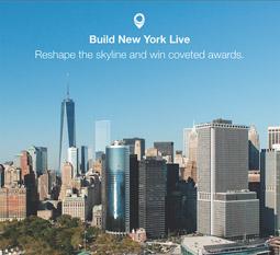 """48 Saatlik BIM Maratonu """"Build New York Live"""""""
