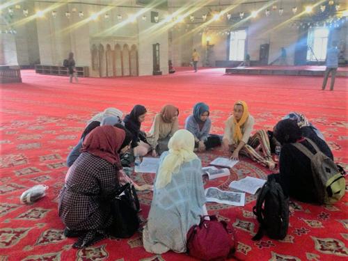 Kadınlar Camilerde Kampanyası Öncüleriyle Söyleşi...