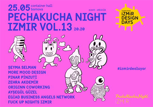PechaKucha Night İzmir vol.13