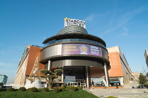 Starcity Outlet, GVDS