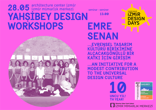 Yahşibey Design Workshops