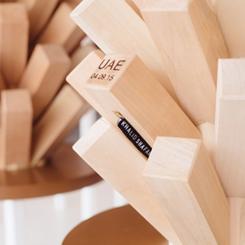 Dubai Tasarım Haftası'nda 'Galibiyet, ZaferveAşk' Dolu Anma