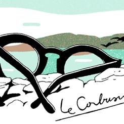 Le Corbusier'nin Yaşamında Gezinmek