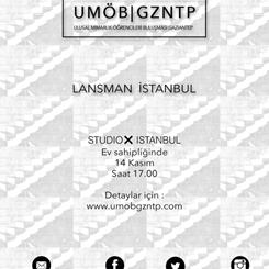 Ulusal Mimarlık Öğrencileri Buluşması (UMÖB) | Gaziantep Lansmanı
