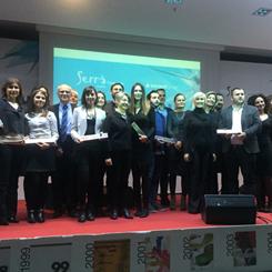 20. Yılını Kutlayan Archiprix'nin Ödül Töreni Ankara'da Gerçekleşti