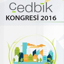 ÇEDBİK Kongresi 2016