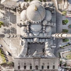 İstanbul'un Kent Dokusunu Altüst Eden Bir Fotoğraf Serisi: Flatland