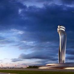 3. Havalimanının Kulesini Ferrari'nin Tasarımcısı Yapacak
