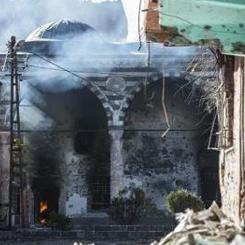 Diyarbakır'daki İnsanlık Mirasının Korunması için Çağrı