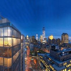 Renzo Piano'nun Yeni Konut Yapısı New York Soho'da Yükselecek
