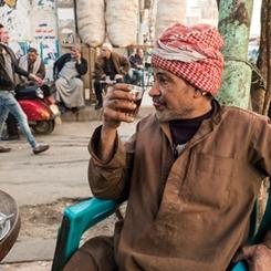"""""""Üç Şehirde Bir Kahve: Kahire, İstanbul, Viyana"""""""