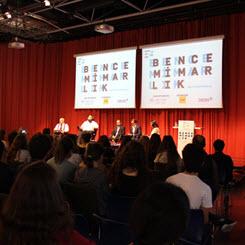 #bencemimarlık Konferansında 'Engelsiz Tasarım' Tartışıldı