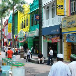 Kuala Lumpur'un Ruhu Çin Mahallesi