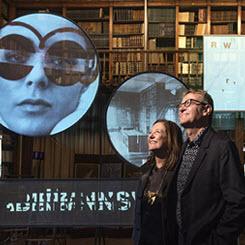 Beatriz Colomina ve Mark Wigley ile Tasarım Bienali Üzerine