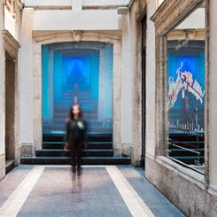 Tabanlıoğlu'ndan Bienale Özel Enstalasyon: Passage Petits Champs