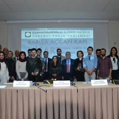 Çuhadaroğlu Alüminyum 2016 Öğrenci Proje Yarışması Sonuçlandı