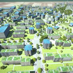 İTÜ'den Eskişehir'e Süper Kent Projesi